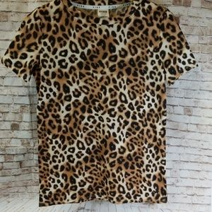 Victoria Secret Chetah Small T shirt